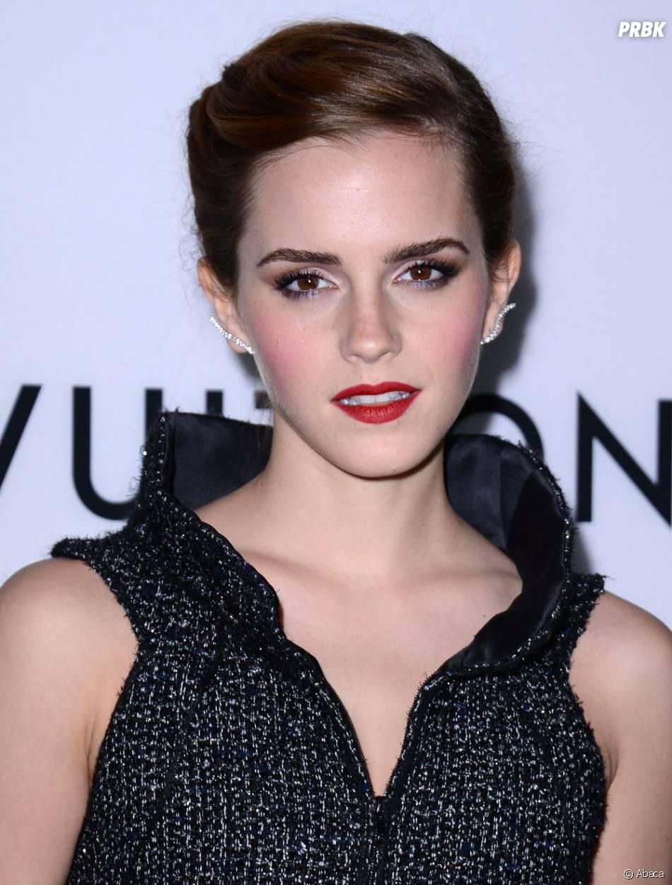 Emma Watson reine du glamour à l'avant-première de The Bling Ring, mardi 4 juin 2013 à Los Angeles