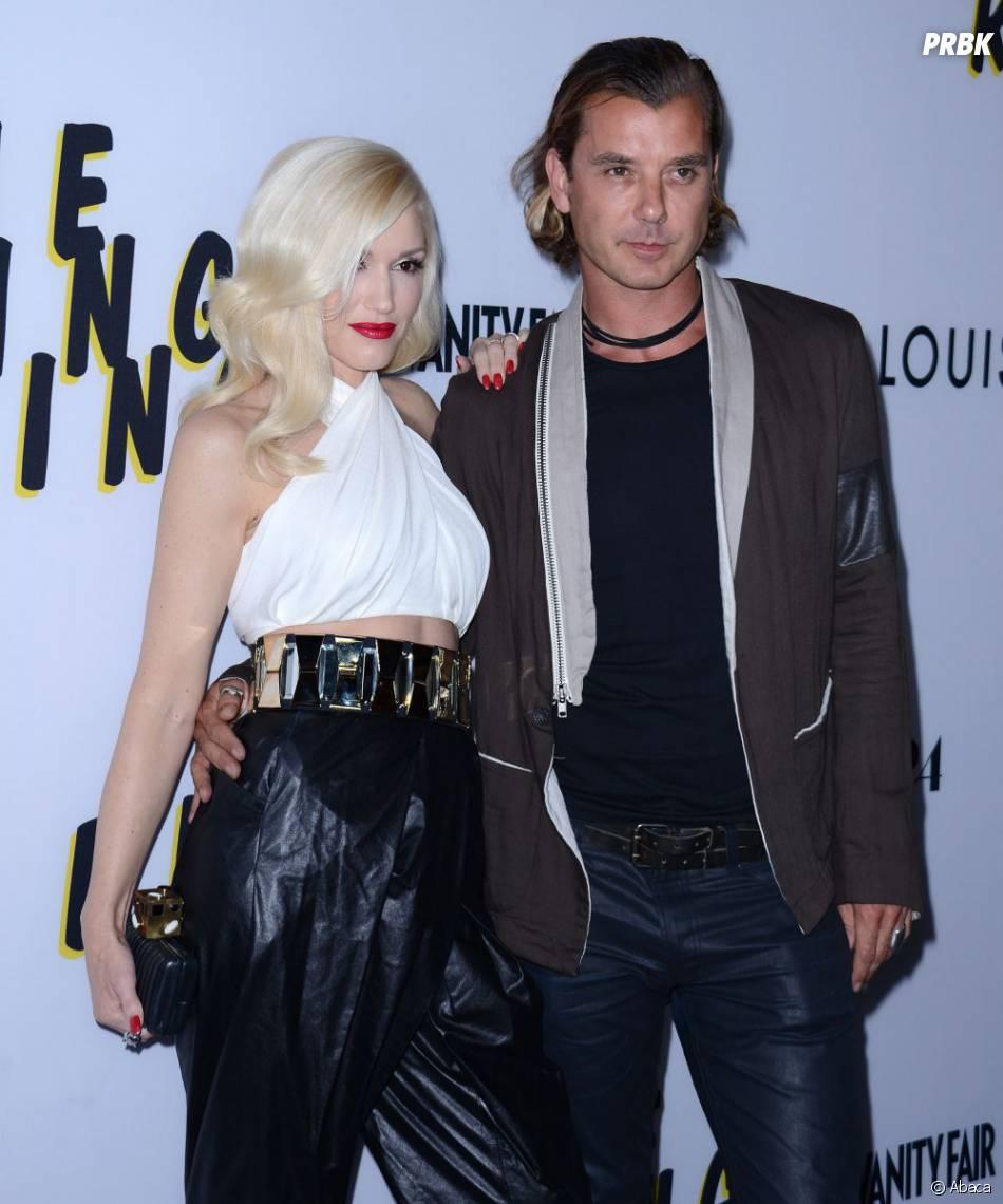 Gwen Stefani et Gavin Rossdale à l'avant-première de The Bling Ring, mardi 4 juin 2013 à Los Angeles