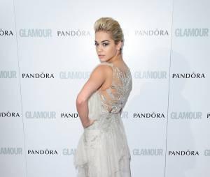 """Rita Ora élue """"artiste solo"""" de l'année aux Glamour Women of The Year Awards 2013"""