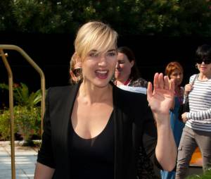 Kate Winslet, déjà maman de deux endants