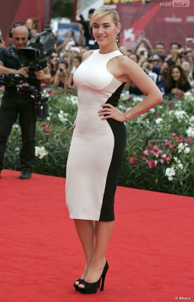 Kate Winslet enceinte de son troisième enfant