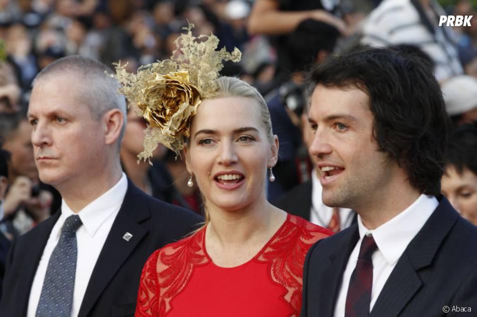 Kate Winslet et Ned Rocknroll, leur premier bébé ensemble