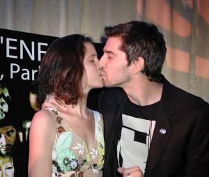 Mathieu Johan et Clémence Castel sont parents depuis décembre 2012