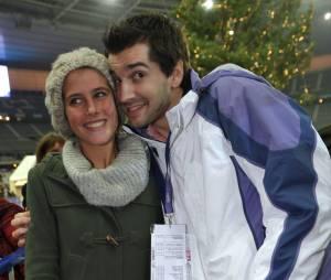 Mathieu Johan et Clémence Castel sont les parents d'un bébé né en décembre 2012