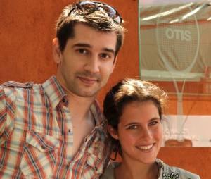 Mathieu Johan et Clémence Castel sont deux heureux parents depuis décembre 2012