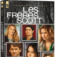 Les Frères Scott saison 9 : Nathan et sa bande débarquent enfin en DVD