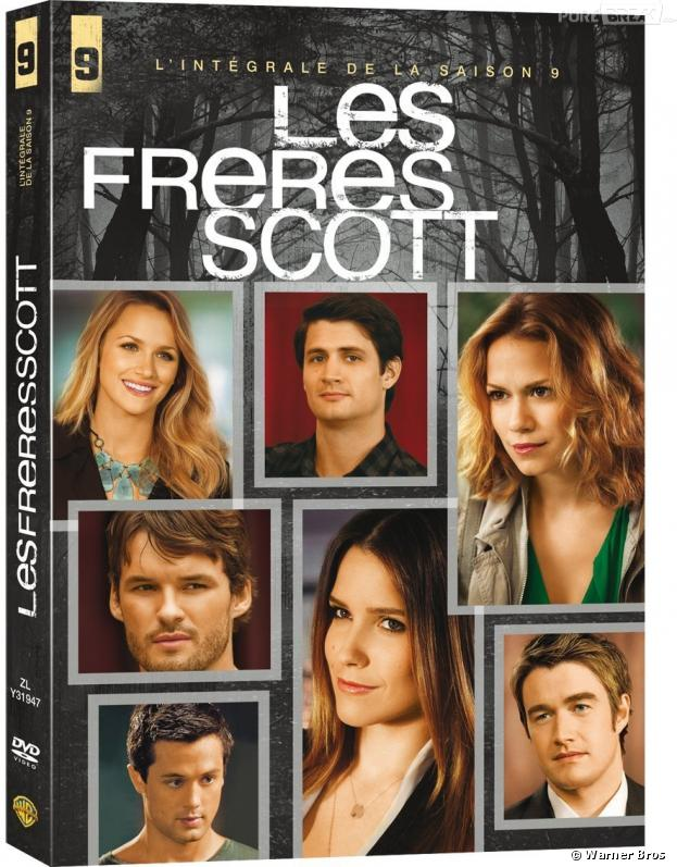 Les Frères Scott saison 9 : le coffret DVD est enfin disponible