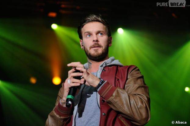 M. Pokora s'imagine star d'un film violent