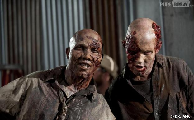 The Walking Dead saison 4 : les zombies seront encore plus terrifiants
