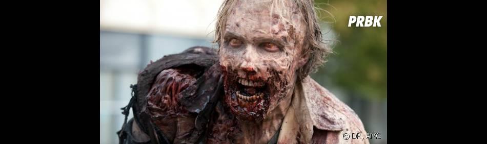 The Walking Dead saison 4 : des zombies encore plus terrifiants