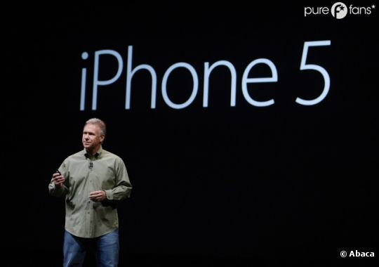 Apple pourrait équiper son iPhone 6 d'un écran de 4,8 pouces