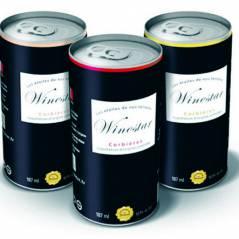 Winestar : du vin en canette, l'invention qui fait pshhhhit ?