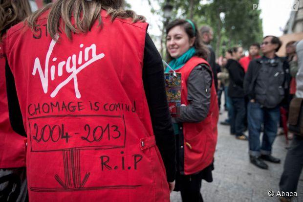 Les offres de reprise de Virgin ont été rejetées par le tribunal de commerce ce lundi 10 juin