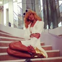 Rihanna à Paris : séjour en mode touriste sexy