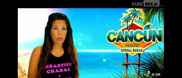 Kim ne comprend pas Giulia dans Les Marseillais à Cancun