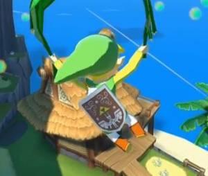 Zelda Wind Waker HD : trailer de l'E3 2013