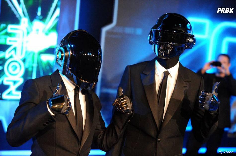 """Daft Punk a travaillé sur plusieurs titres du prochain album de Kanye West, """"Yeezus"""""""