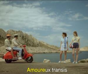 "BB Brunes - Aficionado, le clip extrait de l'album ""Long Courrier"""