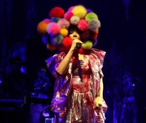 Björk reine de l'exhubérance
