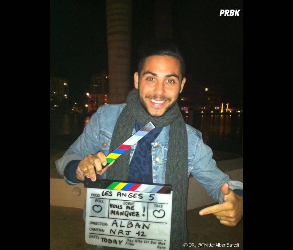 Alban Bartoli a collaboré avec Aurélie pour le titre Another Day dans Les Anges de la télé-réalité 5
