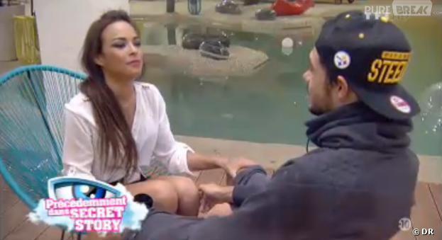 Julien et Tara se rapprochent dans Secret Story 7