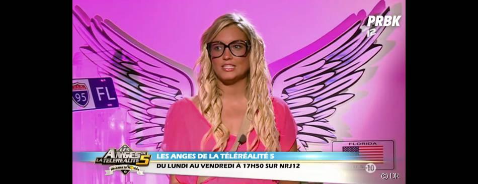 Aurélie change d'avis comme de chemise dans Les Anges de la télé-réalité 5