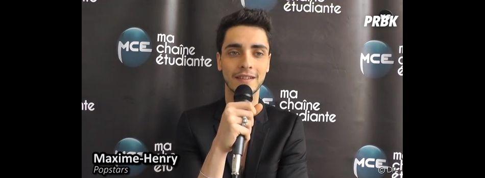 Popstars 2013 : des journées de travail intenses pour Maxime-Henry