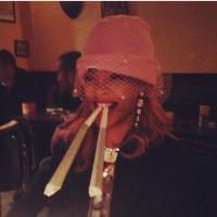 Rihanna : nouvelle polémique marijuana à Amsterdam