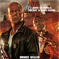 Die Hard 5 : Belle journée pour mourir en DVD