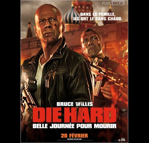 Die Hard 5, l'affiche.