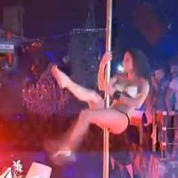 Shanna (Les Marseillais à Cancun) : show sexy pour un concours de pole dance