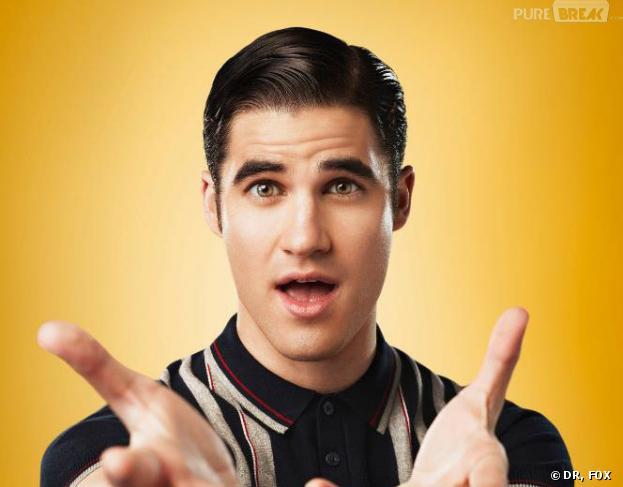 En interview, Darren Criss nous parle de la saison 5 de Glee