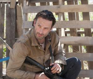 The Walking Dead : Andrew Lincoln donne sa technique pour éviter la dépression