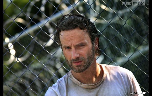 The Walking Dead : Andrew Lincoln pas fan de la série