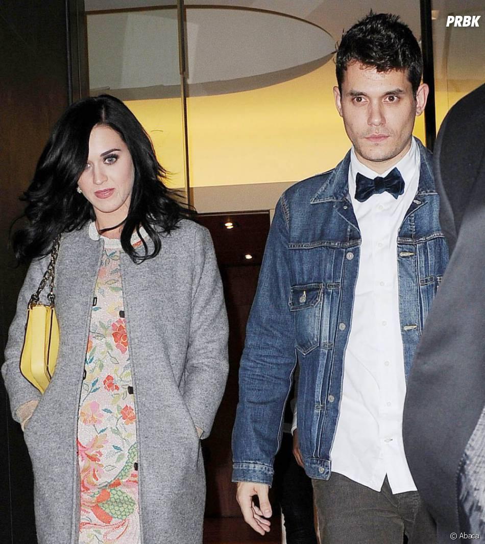 John Mayer et Katy Perry se sont remis en couple