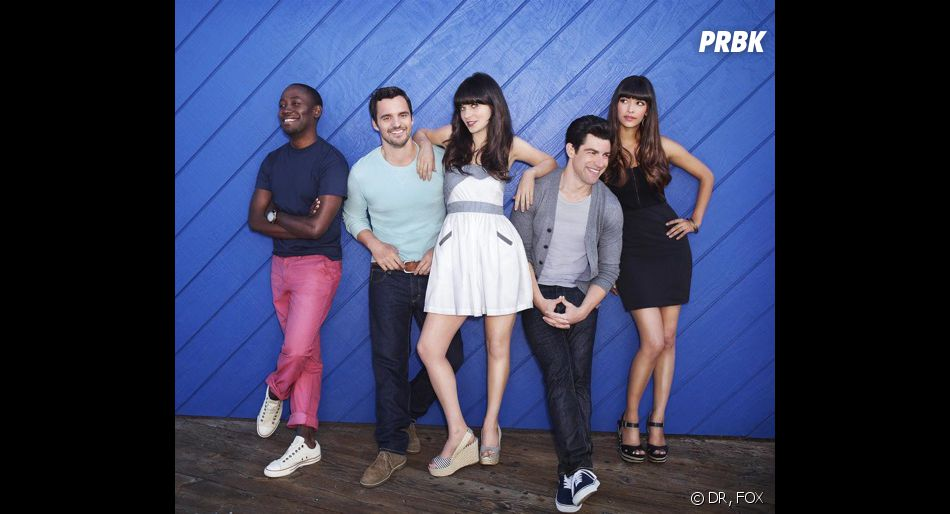New Girl saison 3 arrive le 17 septembre 2013