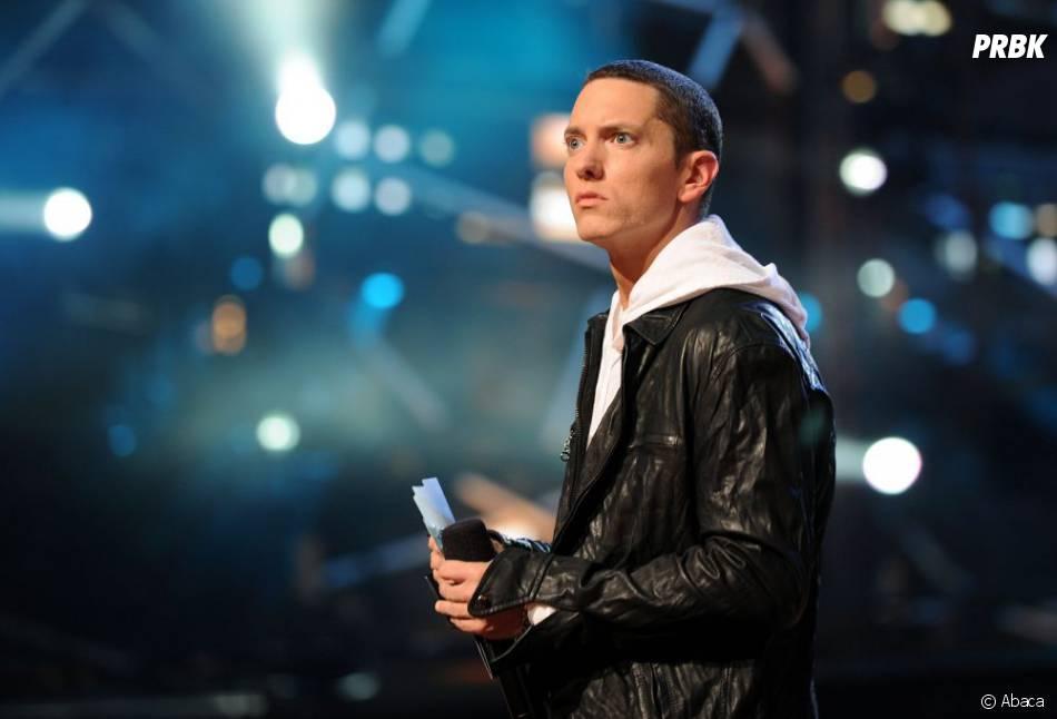 Eminem présentera son nouvel album au Stade de France le 22 août 2013