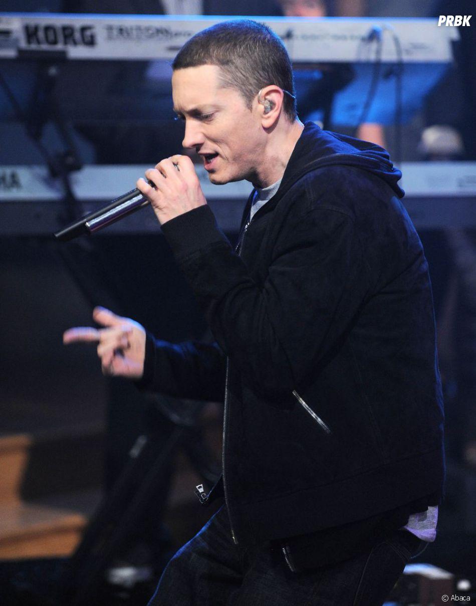 Eminem a failli mourir à cause de sa dépendance aux médicaments