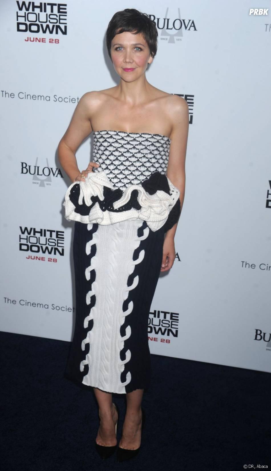 Maggie Gyllenhaal : un flop avec une étrange tenue