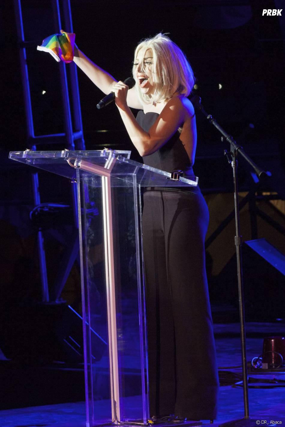 Lady Gaga : simple et sobre pour son retour sur scène