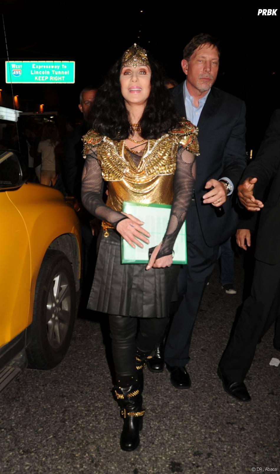 Cher : un grand n'importe de quoi vestimentaire