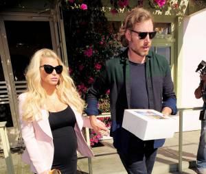 Jessica Simpson maman : accouchement à Los Angeles ce dimanche 30 juin 2013