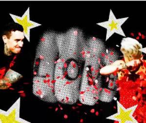Pink et son mari Carey Hart dans le clip de True Love