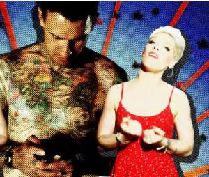 Pink chante son True Love pour Carey Hart