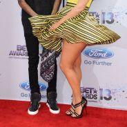 Amber Rose : ses fesses stars du tapis-rouge des BET Awards 2013