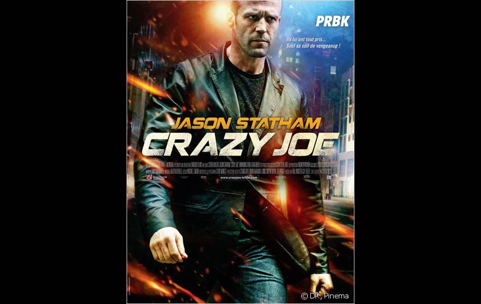 Crazy Joe, un film d'action avec une intrigue d'après Jason Statham