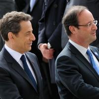 """François Hollande : """"un petit gros ridicule aux cheveux teints"""" pour Nicolas Sarkozy"""