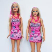 Une Barbie aux mensurations humaines ? L'artiste Nikolay Lamm a osé