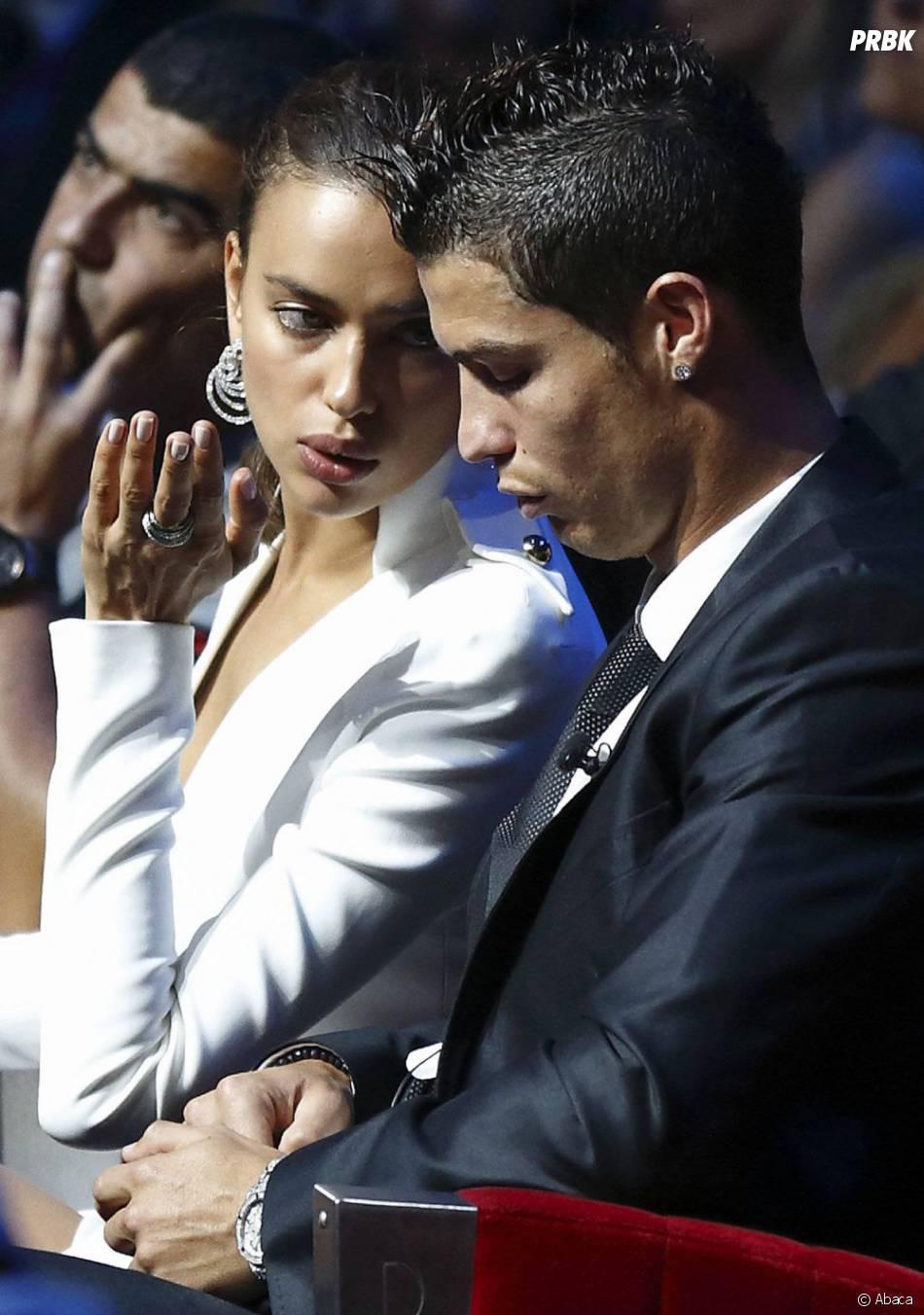 Cristiano Ronaldo et Irina Shayk, solides malgré les rumeurs d'infidélité