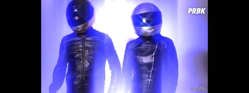Sébastien Patoche met le duo Daft Punk à l'honneur dans La Cartouche